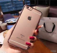 Price: Rs.1200 (Free Delivery) (Cash On Delivery) Limited Stock Elegent Dimond Electroplated Tpu Case (Well Suited For Ring Holders) Available in Mobile Models: iPhone 6 6s 6 plus 6s plus How to place order: - Whatsapp us : 03064744465 - Inbox us on Facebook - On Website(OrderNation):http://ift.tt/1PrWoCy - http://ift.tt/1MNMhRR