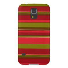 Bold Stripes Galaxy S5 Case