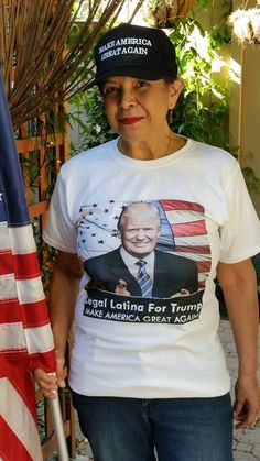 Legal Latina For Trump