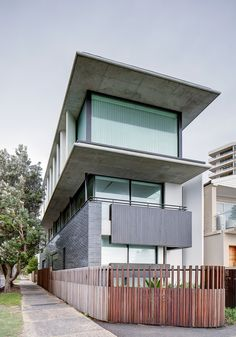 The Manly II Residence Is Located Just Metres From The Iconic Manly Beach  In Sydney. Sydney Builder Horizon Worked With Architects PopovBass To Build  This ... Amazing Ideas