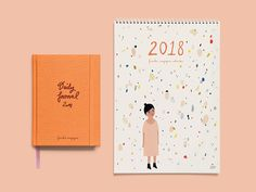 We've got a bit of a soft spot for frankie's 2018 diary and calendar. Well, more than a bit of a soft spot, actually. More like a huge, pa. Frankie Magazine, Australian Fashion, Pop Culture, Calendar, Graphic Design, Creative, Illustration, Blog, Magazine Online