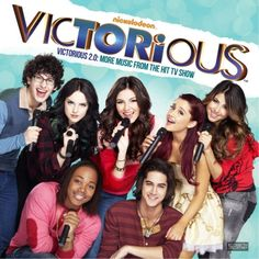 Cover Art for the new Victorious Album