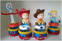 Toy Story 3, Festa Toy Store, Cumple Toy Story, Manicure, Christmas Ornaments, Toys, Holiday Decor, Toy Story Crafts, Horse Birthday