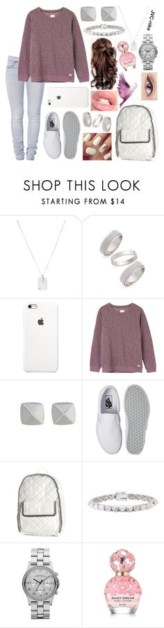 """Biiiiirrrrddddd"" by jvc-nike ❤ liked on Polyvore featuring Lane Bryant, Topshop, 7 For All Mankind, RVCA, Vince Camuto, Vans, STELLA McCARTNEY, Eddie Borgo, Marc by Marc Jacobs and Marc Jacobs"