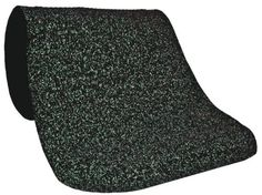 """Andersen 443 Green Nitrile Rubber Hog Heaven Confetti Anti-Fatigue Mat with Black Border, 5' Length x 3' Width x 5/8"""" Thick, For Indoor by Andersen. $89.52. Hog heaven confetti utilizes hog heaven cushion with a recycled rubber top surface that contains color chips for enhanced appearance. Textured surface is attractive and slip resistant. Hog heaven confetti mat is anti-static. Recommended for use work stations, assembly lines, shipping lines and other areas where workers stand ..."""
