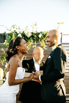 A Rooftop Wedding in San Fransisco | Buzzworthy Events | Jenn Emerling Weddings | The Pearl   The Idea Emporium