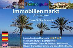 Ferienvermietungen, Ferienwohnungen, Immobilien kaufen und Immobilienmakler Torrevieja sind die häufigsten Suchanfragen nach Themen wie Wetter und Klima.