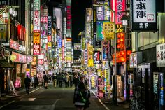 Photograph Shinjuku by Julien Folcher on 500px