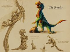 Bio-Diverse Colony - Breeder by Tchukart on deviantART