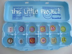 We've been using {this little project} this week to practice math. It's kind of like the handwriting helper  {project} we did before.    ...