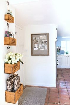 Organizational goal for our kitchen make this framed cork bulletin board diy fabric covered simple . best design ideas w bulletin boards Kitchen Bulletin Boards, Cork Bulletin Boards, Large Cork Board, Diy Cork Board, Kitchen Art, Kitchen Decor, Kitchen Office, Kitchen Tips, Kitchen Ideas
