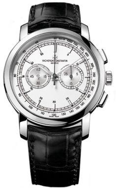 Vacheron Constantin Patrimony Traditionnelle Chronograph 47192/000g-9504 RRP USD $58,700