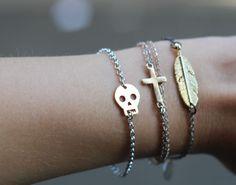 Nice bracelets though.