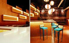 Cascarero bar by Stone Designs, Málaga (Spain) 2011 #NaritaEstudio #StoneDesigns