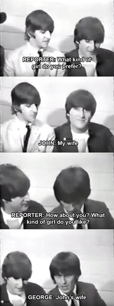 "15 Hilarious Beatles Memes That Are Bigger Than Jesus - Funny memes that ""GET IT"" and want you to too. Get the latest funniest memes and keep up what is going on in the meme-o-sphere. Stupid Funny Memes, Funny Relatable Memes, Funny Posts, Funny Shit, Funny Stuff, Funniest Memes, Really Funny, Funny Cute, Hilarious"