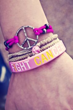 Breast Cancer #fightlikeagirl