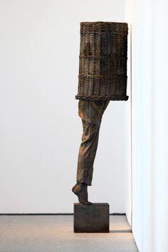 """exposición que el Museo Nacional Centro de Arte Reina Sofía dedica a Juan Muñoz (Madrid, 1953-Ibiza, 2001) es la retrospectiva más completa realizada hasta el momento sobre el artista."""""""