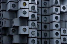 Torre de cápsulas Nakagin, Tokio // Kim Erlandsen