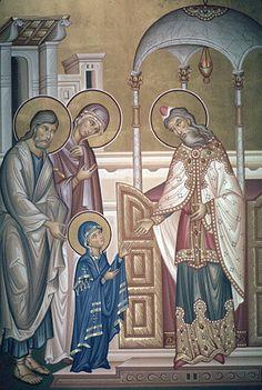 Arte Sacra - Via Pulchritudinis para o Infinito: ESCADA PARA O CÉU - Scalæ Coeli The Presentation of Our Blessed Lady Mary in the Temple