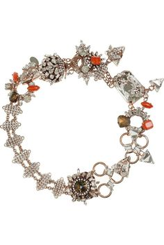 "Erickson Beamon ""In the Mood for Love"" Necklace"