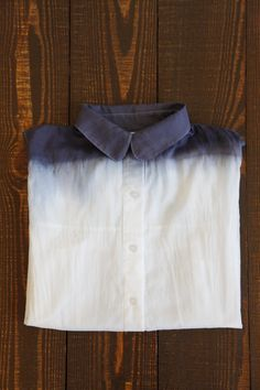 Dip Dye DIY- How To Dip Dye A Shirt