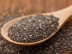 Don't judge food by its size: These tiny superseeds are packed with essential nutrients like protein, fiber, iron, and omega-3 fatty acids. .