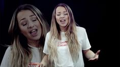 TREAT YOU BETTER   SEND MY LOVE   DON'T LET ME DOWN (MASH-UP) (Emma Heesters & Markus Cole Cover) - YouTube