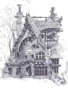 Em's Cottage by Shawn Fisher.