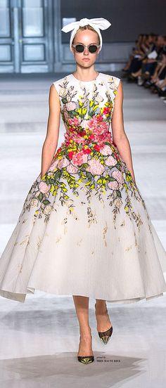 Giambattista Valli Haute Couture Fall/Winter 2014-15 | cynthia reccord