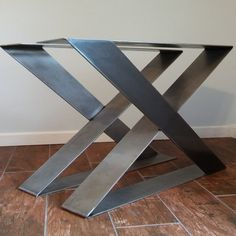 Diy Table Legs Metal Metal Table Legs Metal Table Legs Table Legs Desk Table Legs Z Shape Steel Table Metal Table Legs