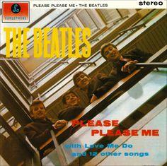 Please Please Me, o primeiro disco dos Beatles e que foi um marco no mundo da música, completa nesta sexta-feira o 50º aniversário de seu lançamento, com músicas inesquecíveis como Twist and Shout e P.S. I Love You.