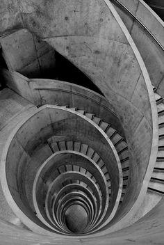 Concrete Spiral #coopslondon #coopsworld
