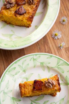Пирог с тыквой и имбирем - Le petit terroir