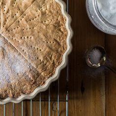 A recipe for Cardamom Scented Shortbread