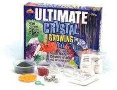 POOF-Slinky - Scientific Explorer Ultimate Crystal Growing Kit, 13-Activities, 0SA230