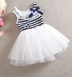 Sailor Tutu Dress #new #tutus www.sparkleinpink.com