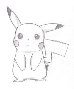 Pikachu (sad) à partir de - # # à partir de - Zeichnungen traurig - Disney Drawings Sketches, Sad Drawings, Cute Sketches, Cute Easy Drawings, Art Drawings Beautiful, Art Drawings Sketches Simple, Pencil Art Drawings, Doodle Drawings, Cartoon Drawings