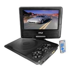 #portable #dvd #player Axion 7-Inch Swivel Screen Portable DVD Player Black LMD-8710 with USB/SD Card Reader, Plays MP3, WMA, Picture CD, AVI, DIVX 3.1 $53.95. Get here!