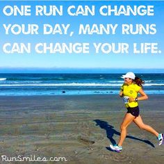 This is why I love running so much ❤️ Running almost every day really helps me feel better about myself every time!