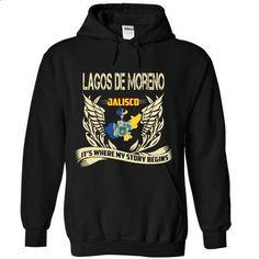 Lagos de Moreno-IT IS WHERE MY STORY BEGINS - #sister gift #mens shirt