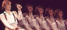 En los 80, esta campaña buscó unir a los jóvenes con el café usando a David Bowie como su imagen... cosa que él nunca supo
