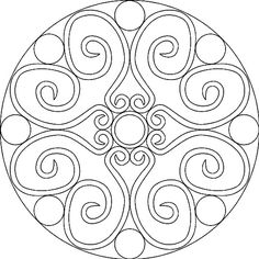 Pattern for table