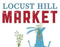 "Check out new work on my @Behance portfolio: ""Locust Hill Market"" http://be.net/gallery/43592841/Locust-Hill-Market"