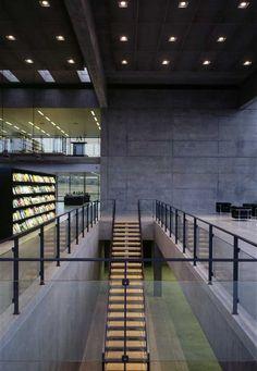 Roskilde Universitetsbibliotek :: Henning Larsen Architects. #allgoodthingsdanish spotted by @missdesignsays @hlarchitects