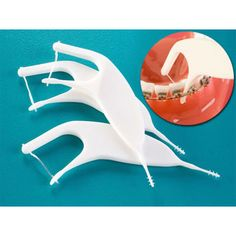 The BEST flosser to use with braces!
