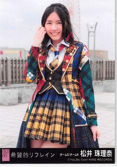 選抜 (希望的リフライン) 劇場盤 チムーS/K 松井珠理奈 (Matsui Jurina/Jurina)