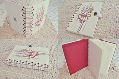 New Bookbinding project by sahdesign