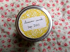 sissyprint: Freebie Friday - Canning Labels