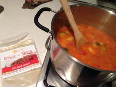 Red Spice Satvik Foods DHAL organic