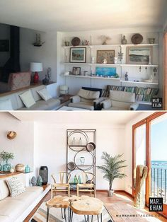 Before and After in the Costa Brava. Make your listings appealing to home buyers. Home Staging, Barcelona, Decorative Accents, Accent Decor, Costa, Gallery Wall, Make It Yourself, Home Decor, Flats